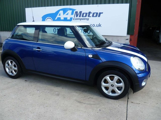 2007 07 MINI HATCH COOPER 1.6 Cooper 3dr