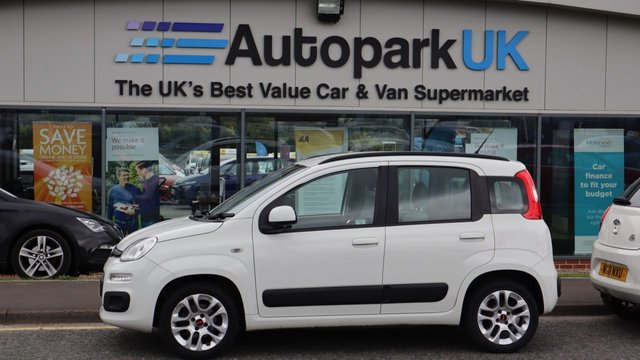 USED 2013 13 FIAT PANDA 1.2 LOUNGE 5d 69 BHP LOW DEPOSIT OR NO DEPOSIT FINANCE AVAILABLE . THIS VEHICLE COMES USABILITY INSPECTED WITH 30 DAYS USABILITY WARRANTY + £199 LOW COST 12 MONTHS WARRANTY AVAILABLE . WE'RE ALWAYS DRIVING DOWN PRICES .