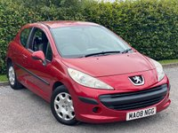 USED 2008 08 PEUGEOT 207 1.4 S 3d 88 BHP JUST BEEN SERVICED, MOT JULY 2021