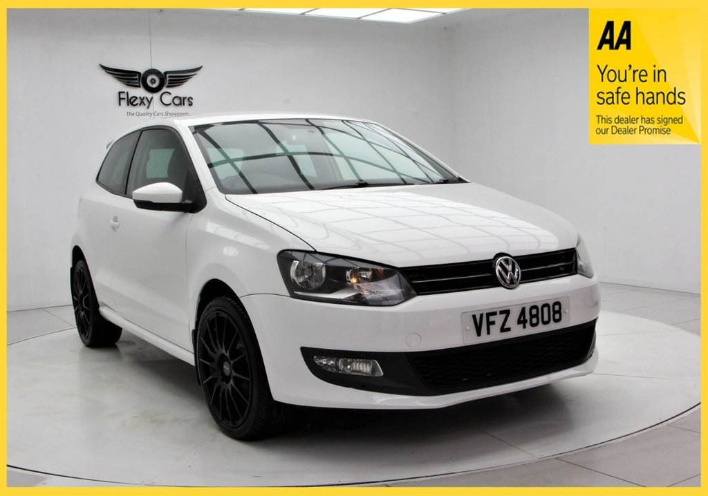 USED 2013 VOLKSWAGEN POLO 1.4 MATCH 3d 83 BHP