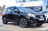 USED 2013 63 NISSAN QASHQAI 1.6 360 5d 117 BHP COMES WITH 6 MONTHS WARRANTY