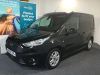 USED 2019 69 FORD TRANSIT CONNECT 1.5 200 LIMITED TDCI 119 BHP AUTO, HIGH SPEC, 3 SEATS, 1 OWNER, EURO 6, LOW MILES, EXCELLENT CONDITION