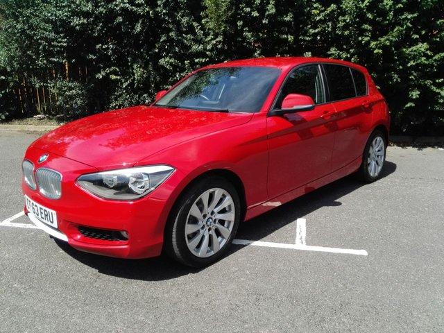 2013 63 BMW 1 SERIES 2.0 118D URBAN 5d 141 BHP