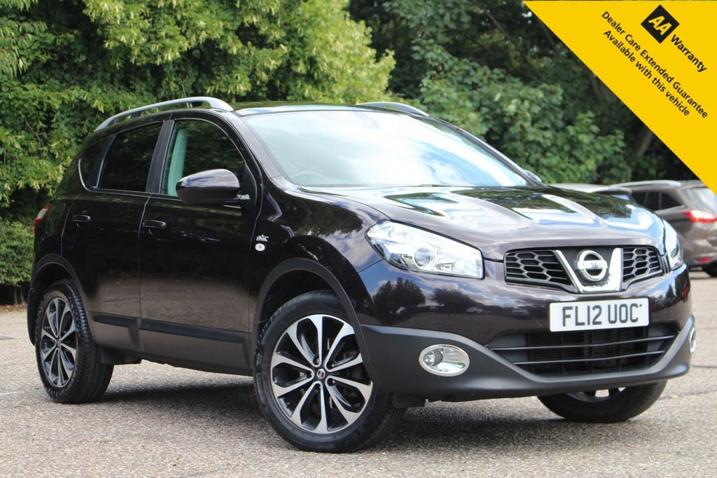 USED 2012 09 NISSAN QASHQAI 2.0 N-TEC 5d 140 BHP ** SUPERB LOW MILEAGE PETROL AUTOMATIC ** FLAWLESS FULL SERVICE HISTORY + LONG ADVISORY FREE MOT ** SAT NAV - PAN ROOF - REAR CAMERA  + MUCH MUCH MORE ** ULEZ CHARGE EXEMPT ** LOW RATE £0 DEPOSIT FINANCE AVAILABLE **