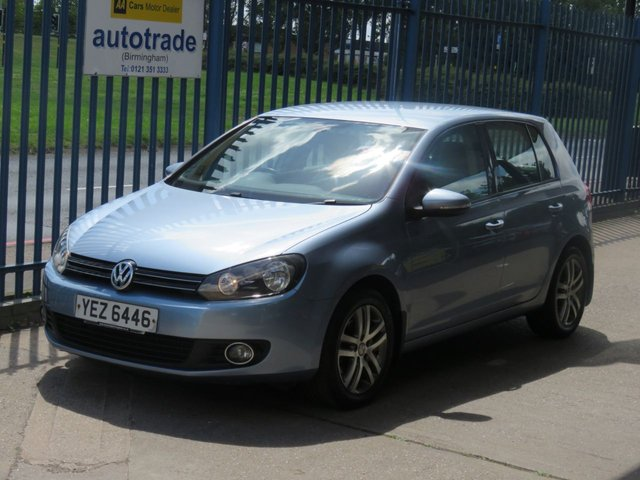USED 2009 VOLKSWAGEN GOLF 1.6 SE TDI 5dr Cruise Front & rear park Alloys Fogs Auto lights Finance arranged Part exchange available Open 7 days