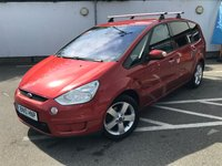USED 2010 10 FORD S-MAX 2.0 TITANIUM TDCI 5d 143 BHP RAC APPROVED VEHICLE !!