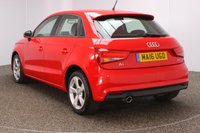 USED 2016 16 AUDI A1 1.6 SPORTBACK TDI SPORT 5DR 1 OWNER 114 BHP FULL SERVICE HISTORY + FREE 12 MONTHS ROAD TAX + BLUETOOTH + AIR CONDITIONING + MULTI FUNCTION WHEEL + DAB RADIO + RADIO/CD/USB + ELECTRIC WINDOWS + ELECTRIC/HEATED DOOR MIRRORS + ALLOY WHEELS
