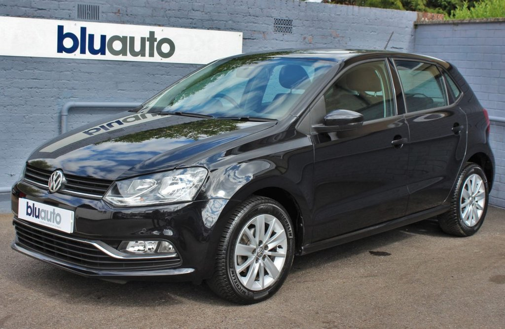 USED 2015 65 VOLKSWAGEN POLO 1.2 SE TSI 5d 89 BHP 2 Owners, Full VW Service History, £2560 Worth of Extras