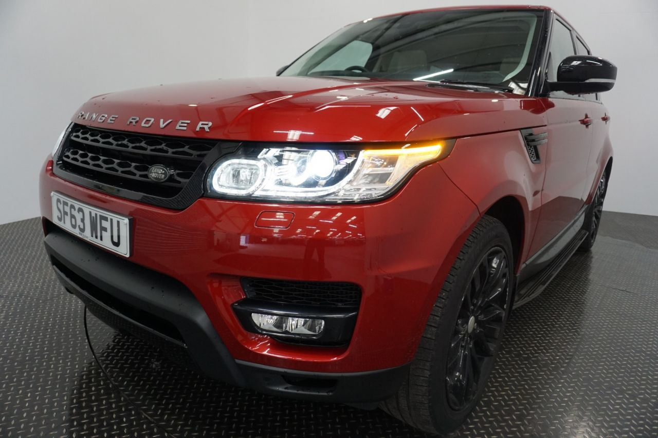 Used LAND ROVER RANGE ROVER SPORT for sale