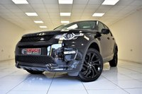 USED 2017 67 LAND ROVER DISCOVERY SPORT 2.0 TD4 HSE DYNAMIC LUX 5 DOOR