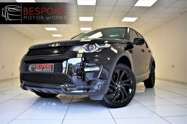 2017 67 LAND ROVER DISCOVERY SPORT 2.0 TD4 HSE DYNAMIC LUX 5 DOOR