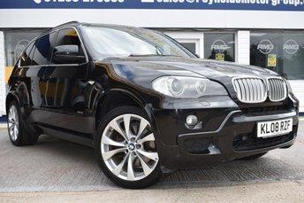 2008 BMW X5 3.0 D M SPORT 5d 232 BHP £8999.00