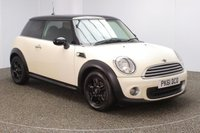 USED 2011 61 MINI HATCH ONE 1.6 ONE 3DR 98 BHP FULL SERVICE HISTORY + BLUETOOTH + CLIMATE CONTROL + DAB RADIO + RADIO/CD/AUX/USB + PRIVACY GLASS + ELECTRIC WINDOWS + ELECTRIC/FOLDING DOOR MIRRORS + 16 INCH ALLOY WHEELS