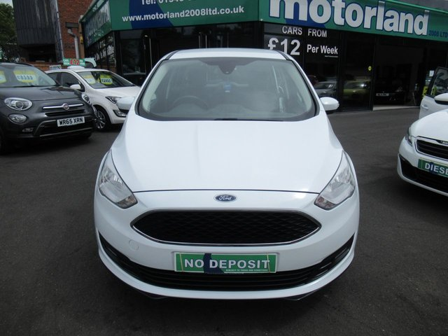 USED 2016 65 FORD GRAND C-MAX 1.5 ZETEC TDCI 5d 118 BHP **7 SEATER DIESEL JUST ARRIVED**