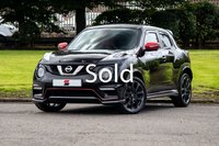 USED 2017 17 NISSAN JUKE 1.6 NISMO RS DIG-T 5d 215 BHP Nissan Plus One Mature Owner | Three-Stamp Service History