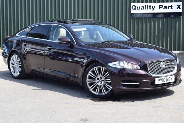 USED 2010 10 JAGUAR XJ 3.0 TD Portfolio LWB Saloon 4dr CALL FOR NO CONTACT DELIVERY