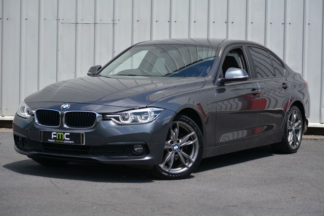 2017 67 BMW 3 SERIES 2.0 320D ED PLUS 4d 161 BHP