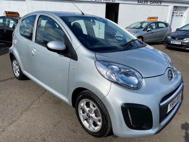 USED 2014 14 CITROEN C1 1.0 EDITION 5d 67 BHP CHEAP CAR WITH FREE ROAD TAX 07544530071 FOR AN APPOINTMENT