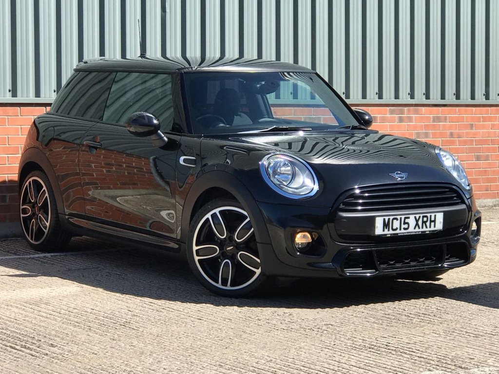 USED 2015 15 MINI HATCH ONE 1.2 ONE 3d 101 BHP FANTASTIC EXAMPLE WITH HIGH SPECIFICATION