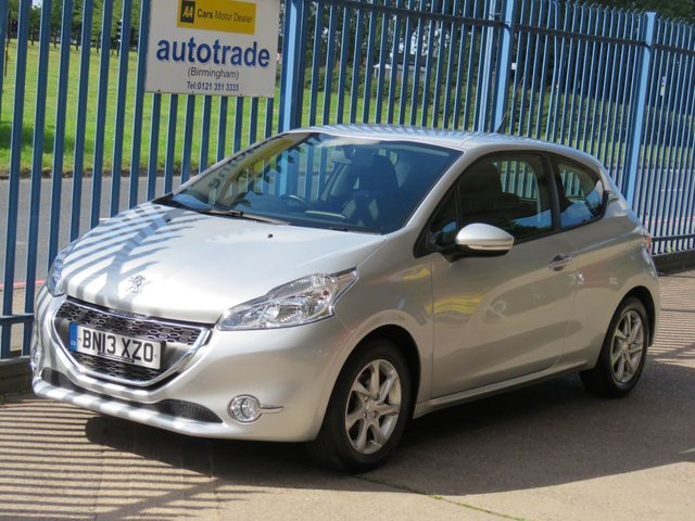 USED 2013 13 PEUGEOT 208 1.0 ACTIVE 3dr Bluetooth Cruise Air con Fogs Alloys Finance arranged Part exchange available Open 7 days ULEX Compliant