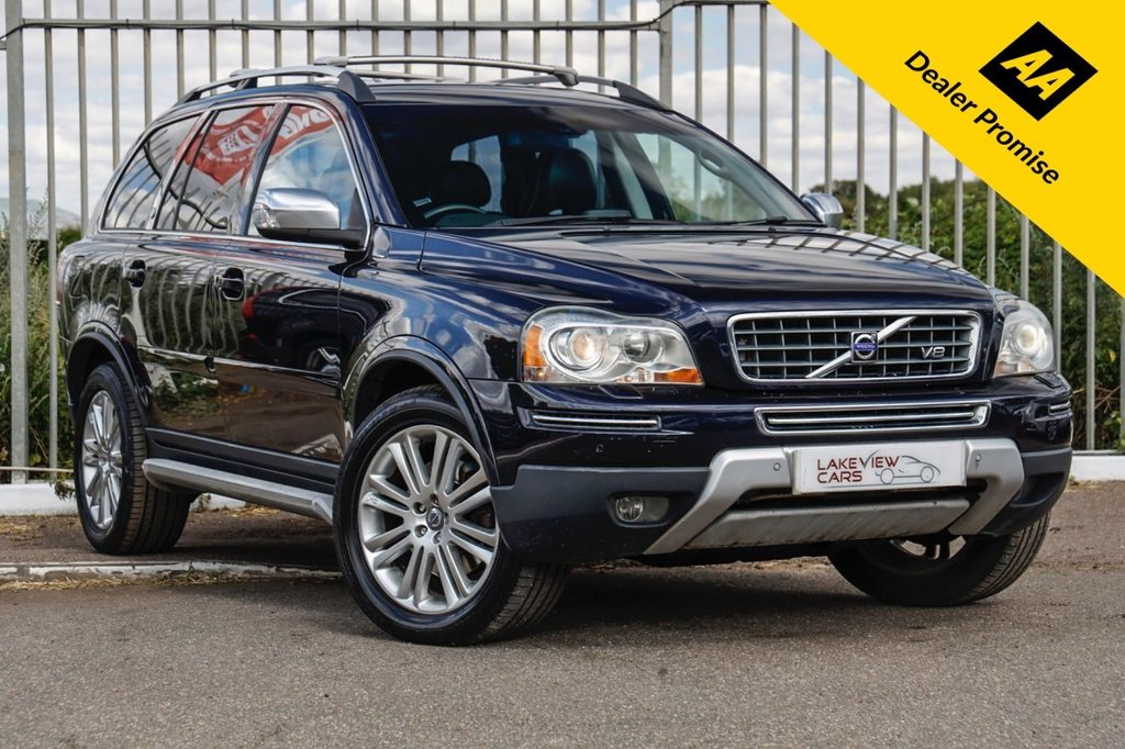 USED 2007 07 VOLVO XC90 4.4 V8 EXECUTIVE 5d 312 BHP