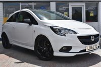 USED 2016 16 VAUXHALL CORSA 1.4 LIMITED EDITION ECOFLEX 3d 74 BHP NO DEPOSIT FINANCE AVAILABLE