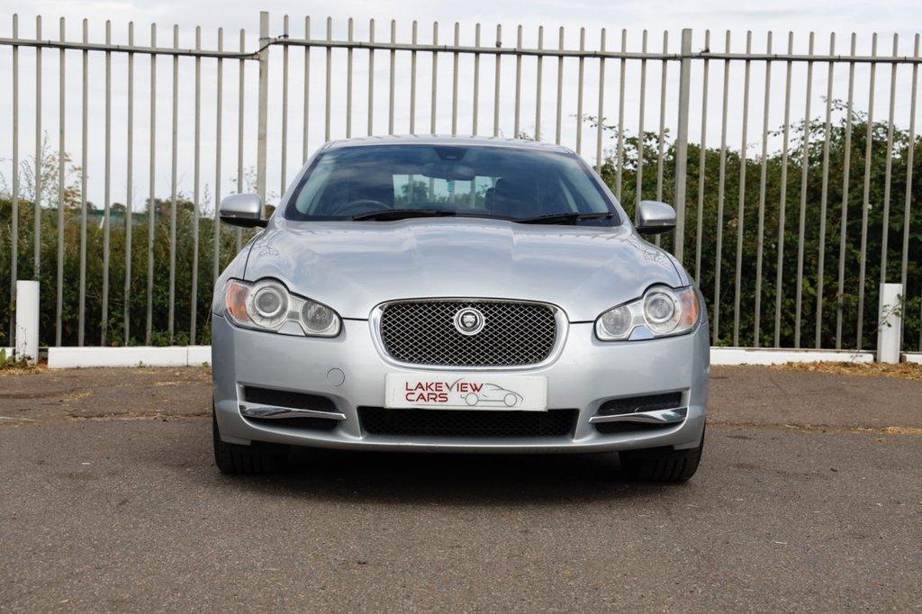 USED 2010 10 JAGUAR XF 3.0 LUXURY V6 4d 238 BHP