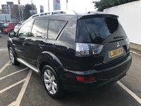 USED 2011 60 MITSUBISHI OUTLANDER 2.2 DI-D JURO 5d 156 BHP 7 SEATS, FULL LEATHER !!