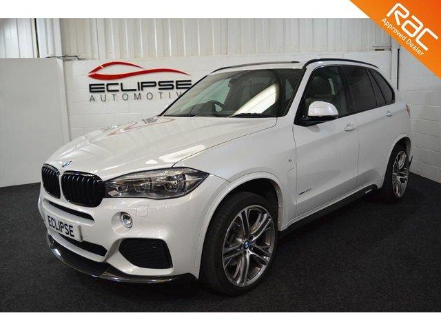 2017 17 BMW X5 3.0 XDRIVE40D M SPORT 5d AUTO 309 BHP