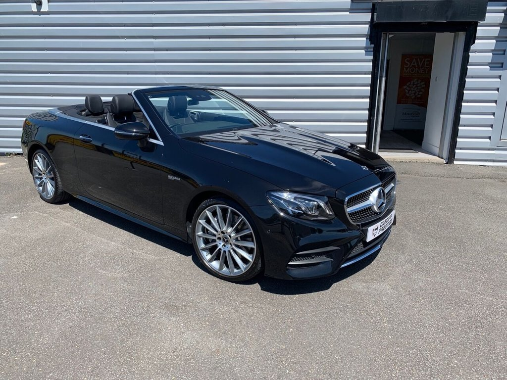 USED 2018 18 MERCEDES-BENZ E-CLASS 3.0 E 350 D 4MATIC AMG LINE PREMIUM PLUS 2d 255 BHP £4670 in options | £60k New!!