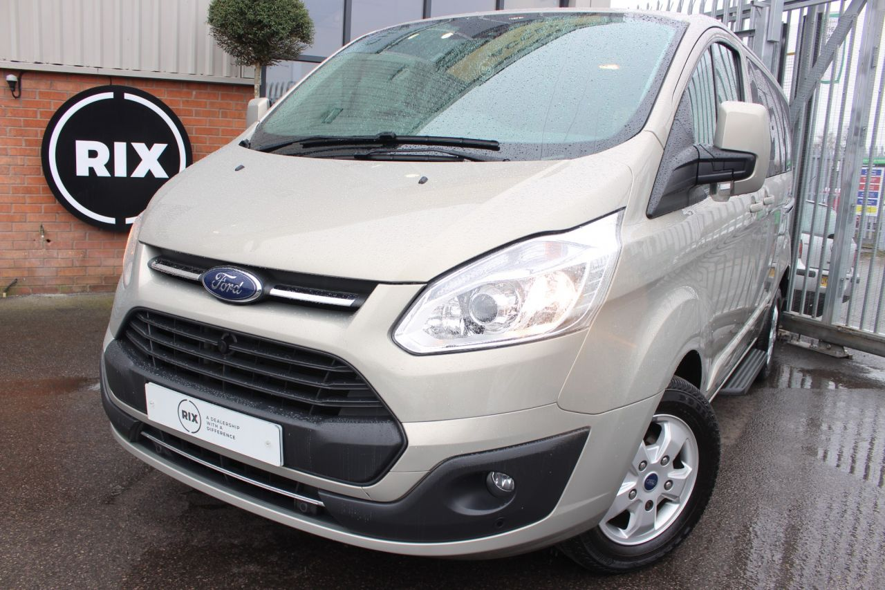 Used FORD TOURNEO CUSTOM for sale