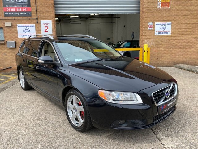 2010 VOLVO V70 2.4 D5 SE LUX 5d 205 BHP SAT NAV FULL LEATHERS SOLD TO STEPHEN  FROM DERBY