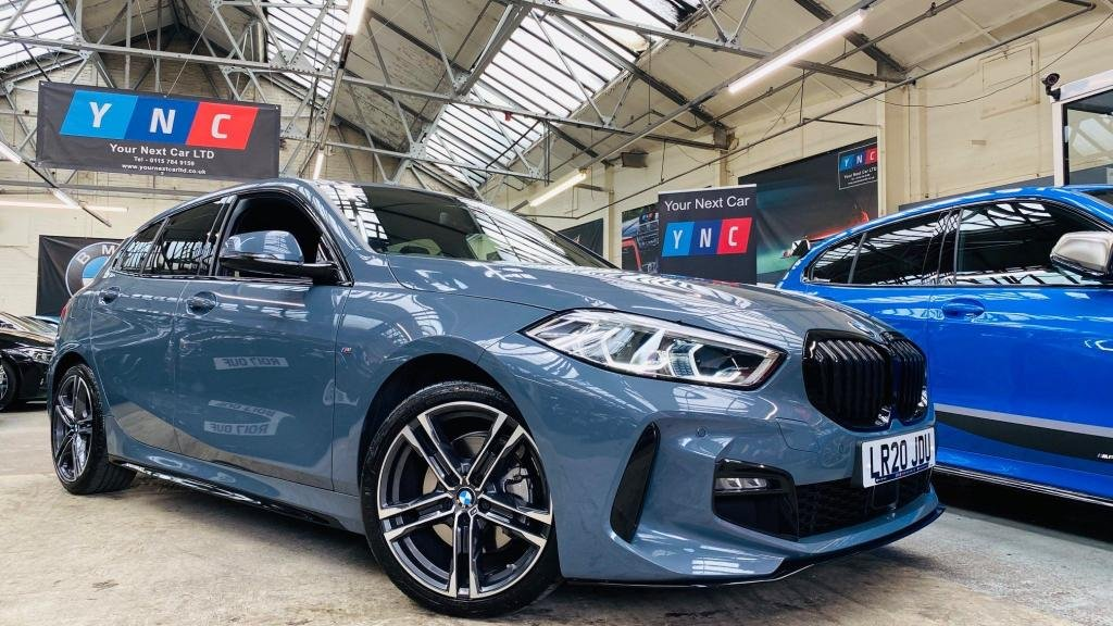 USED 2020 20 BMW 1 SERIES 2.0 118d M Sport Auto (s/s) 5dr M135i BODYKIT DUAL EX STUNNER
