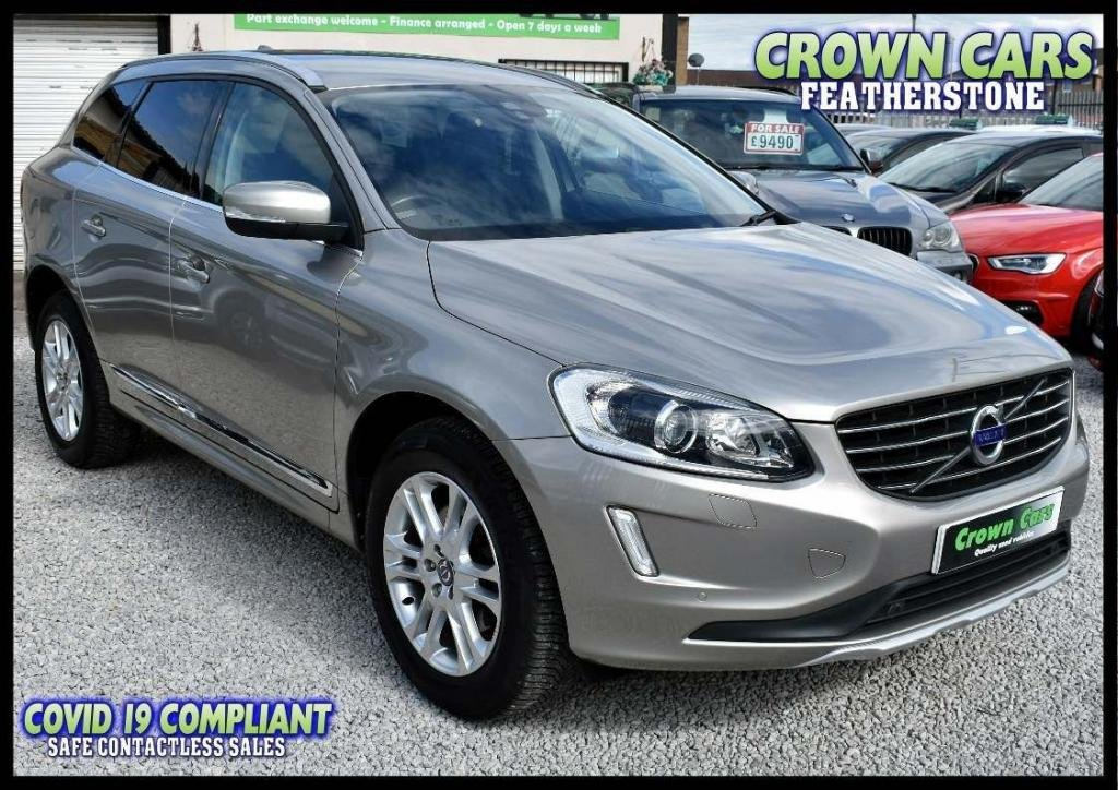USED 2013 63 VOLVO XC60 2.0 D4 SE Lux 5dr AMAZING LOW RATE FINANCE DEALS