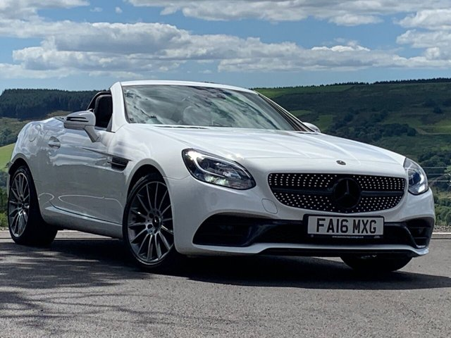 View our MERCEDES-BENZ SLC