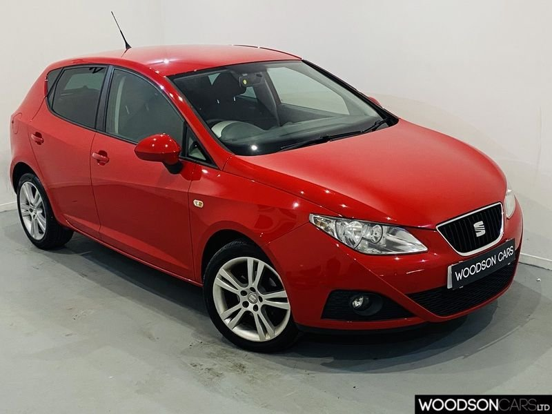 USED 2011 11 SEAT IBIZA 1.4 CHILL 5d 85 BHP FSH Inc Timing Belt / 2 Previous Owners / Privacy Glass / Isofix