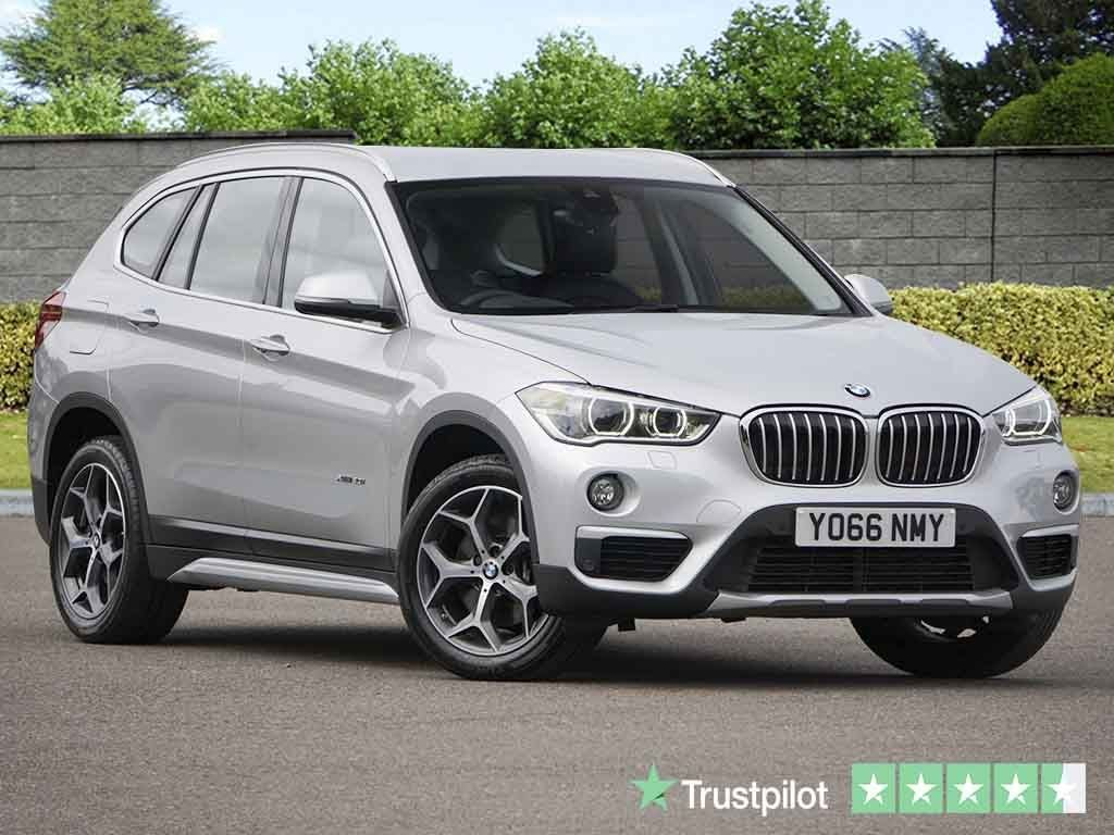 USED 2017 66 BMW X1 2.0 XDRIVE20I XLINE 5d 189 BHP
