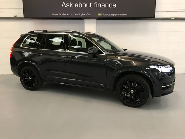 USED 2016 16 VOLVO XC90 2.0 T8 TWIN ENGINE MOMENTUM 5d 316 BHP