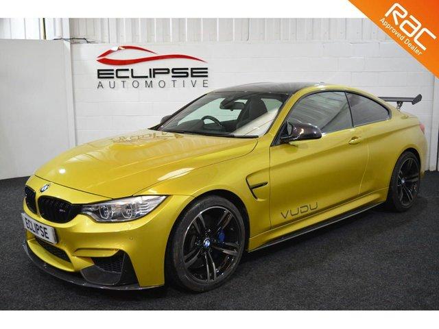 2014 14 BMW M4 3.0 M4 2d AUTO 550 BHP
