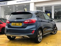 USED 2019 68 FORD FIESTA 1.0 ACTIVE 1 5d 99 BHP FINANCE FROM £250 PER MONTH
