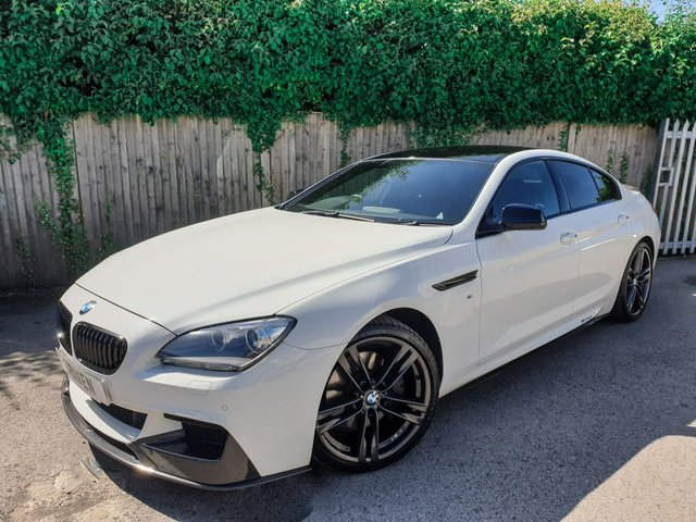 2015 15 BMW 6 SERIES GRAN COUPE 640D GRAN COUPE 3.0 M SPORT