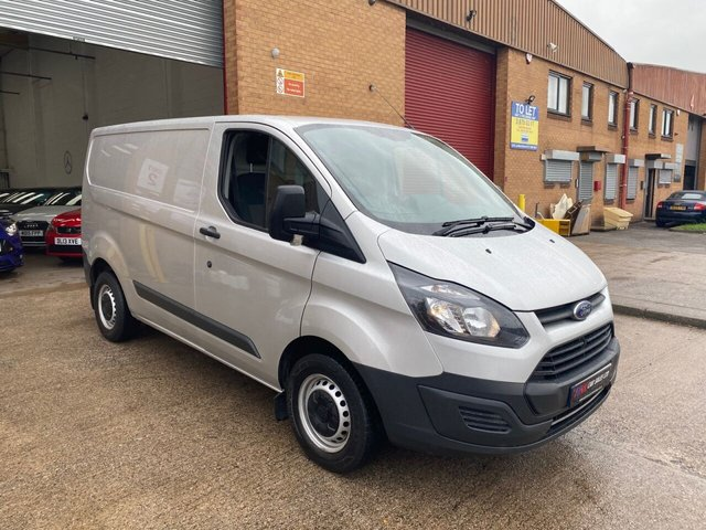 2016 16 FORD TRANSIT CUSTOM 2.0 270 LR P/V 104 BHP LOW MILES ONLY DONE 68K FULL FORD HISTORY NOW IN STOCK BUY NOW PAY LATER SOLD TO  NIGEL LOWSON