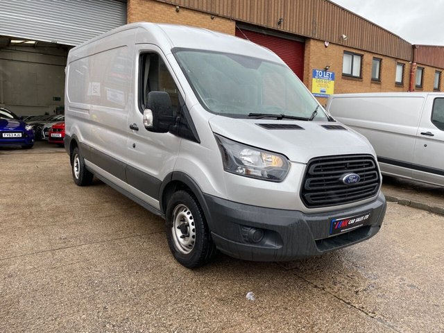 2017 66 FORD TRANSIT 2.0 350 L3 H2 P/V 129 BHP SOLD TO BEN FROM LONDON