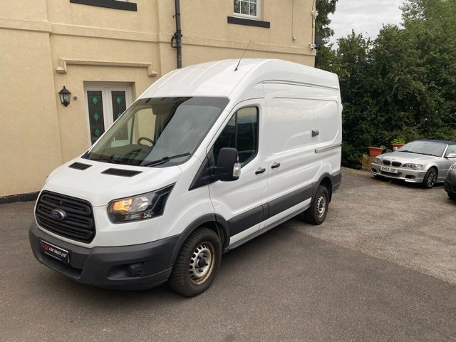 2016 66 FORD TRANSIT 2.0 330 L2 H3 P/V 129 BHP MEDIUM WHEEL BASE HIGH ROOF BUY NOW PAY LATER AIR CON SOLD TO ZACK FROM ROTHERHAM