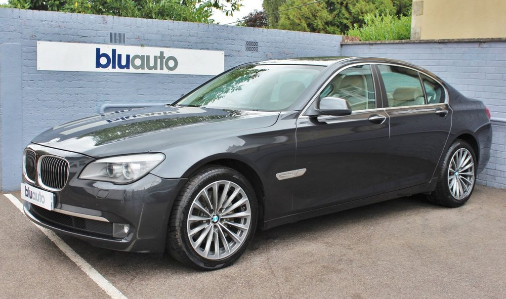 USED 2009 09 BMW 730d 3.0 SE 4d 242 BHP 1 Owner, £6775 Worth of Extras, Under 50,000 Miles