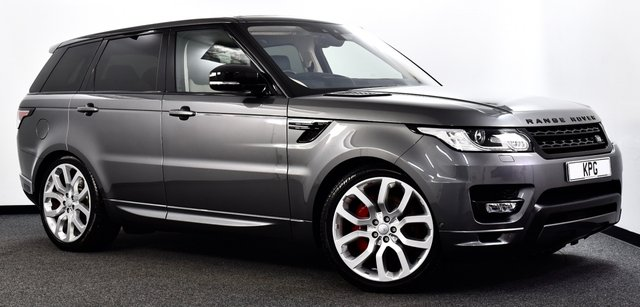 USED 2016 66 LAND ROVER RANGE ROVER SPORT 3.0 SD V6 Autobiography Dynamic CommandShift 2 4X4 (s/s) 5dr 17MY, Head Up, Hot/Cold Seats