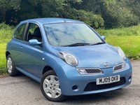 USED 2009 09 NISSAN MICRA 1.2 ACENTA 3d 80 BHP FABULOUS LOW MILEAGE AUTOMATIC
