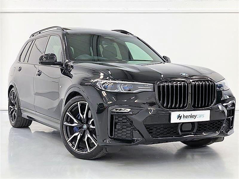 USED 2019 69 BMW X7 3.0 XDRIVE 40I M SPORT