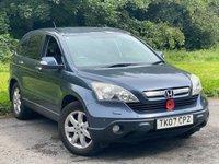 USED 2007 07 HONDA CR-V 2.2 I-CTDI ES 5d 139 BHP FANTASTIC FAMILY 4 X 4 CAR
