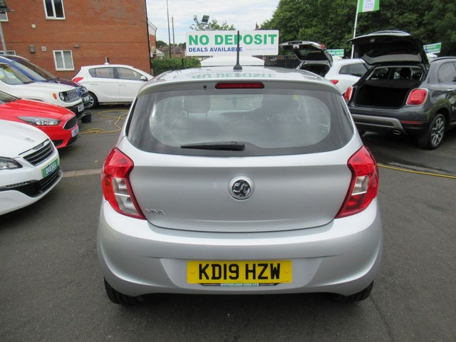USED 2019 19 VAUXHALL VIVA 1.0 SE AC 5d 72 BHP VAUXHALL WARRANTY... ONLY 3000 MILES FROM NEW... JUST ARRIVED